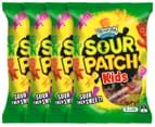 4 x The Natural Confectionery Co. Sour Patch Kids 220g 1