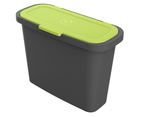 Maze 9lt Slim Kitchen Compost Caddy and Compostable Bags 1