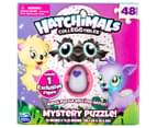 Hatchimals 48-Piece Mystery Puzzle w/ figure - Multi 1
