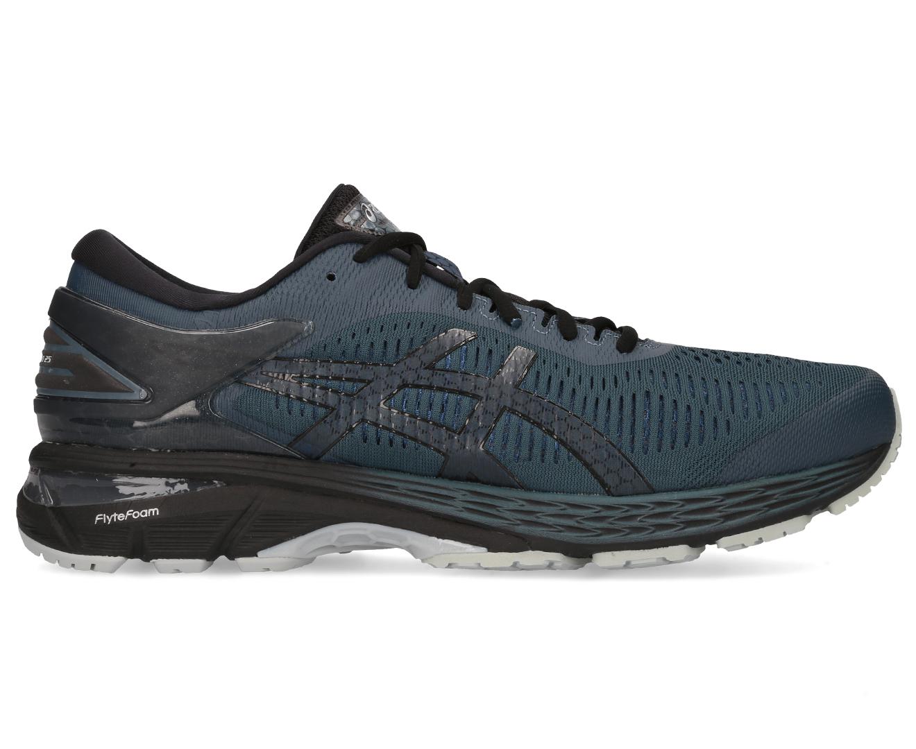 ASICS Men's GEL Kayano 25 Shoe IroncladBlack