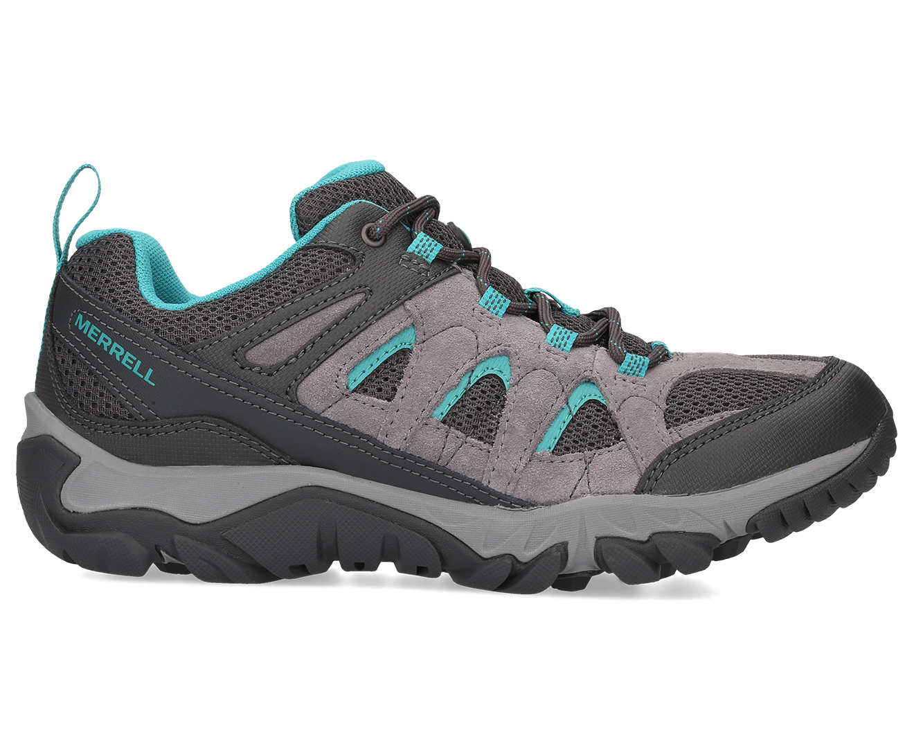 6f6bfceae40 Details about Merrell Women's Outmost Ventilator Shoe - Frost Grey
