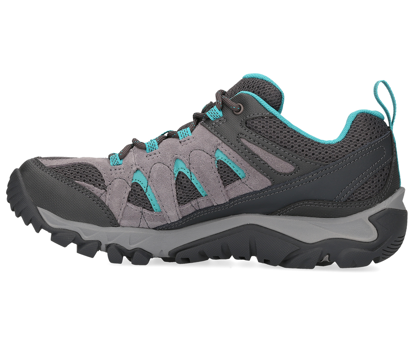 6a1a73e0dc5 Merrell Women's Outmost Ventilator Shoe - Frost Grey