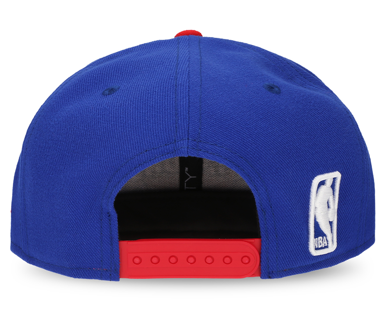 quality design b1d45 09ee0 New Era Detroit Pistons 9FIFTY Snapback Cap - Blue Red   Catch.co.nz
