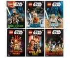 LEGO® Star Wars The Classic Collection 6-Hardcover Book Box Set 3