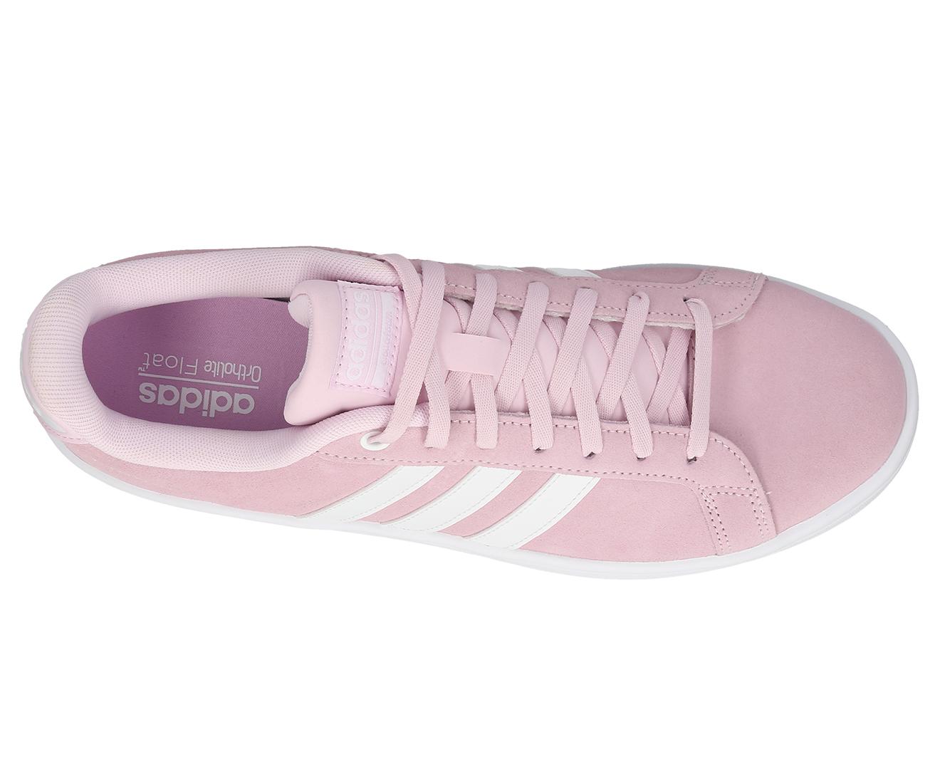 Adidas Women's Cloudfoam Advantage Shoe Aero PinkWhite