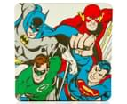 Warner Bros Justice League Spirit Glass Tin 4-Pack 2