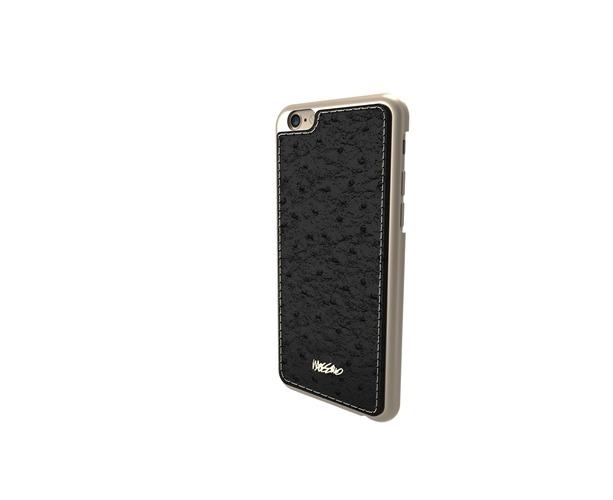 best sneakers e2ec0 bdd9a Mossimo Mag-Latch Fem Case suits iPhone 6 / 6s - Black Ostrich