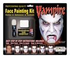 Vampire Makeup Kit Wolfe Bros Face Painting Costume Accessory 1