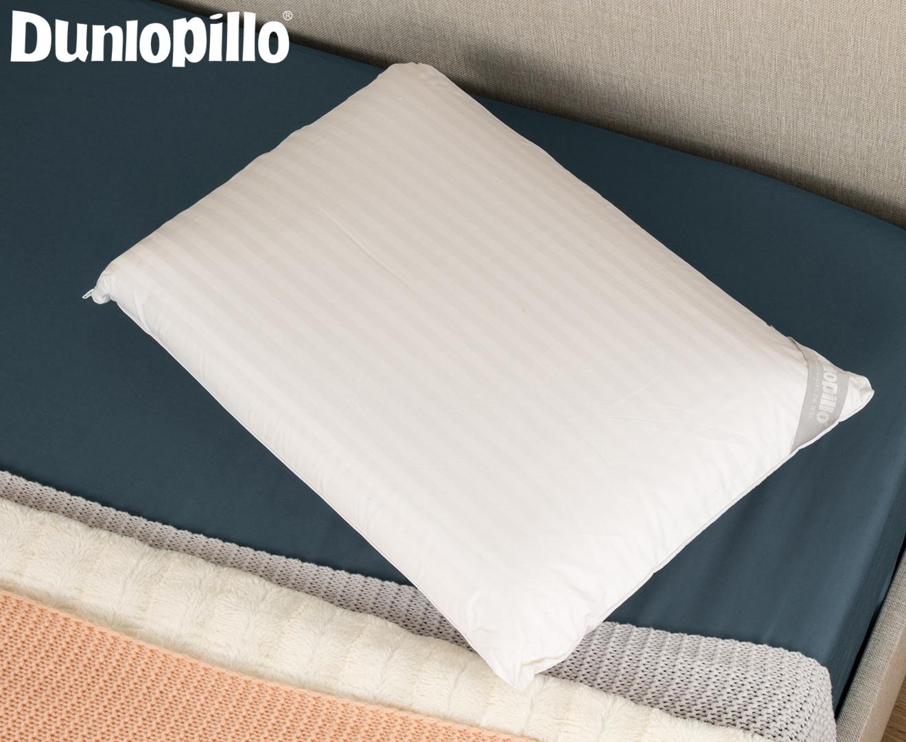 Dunlopillo Luxurious Latex High Profile Amp Firm Feel Pillow