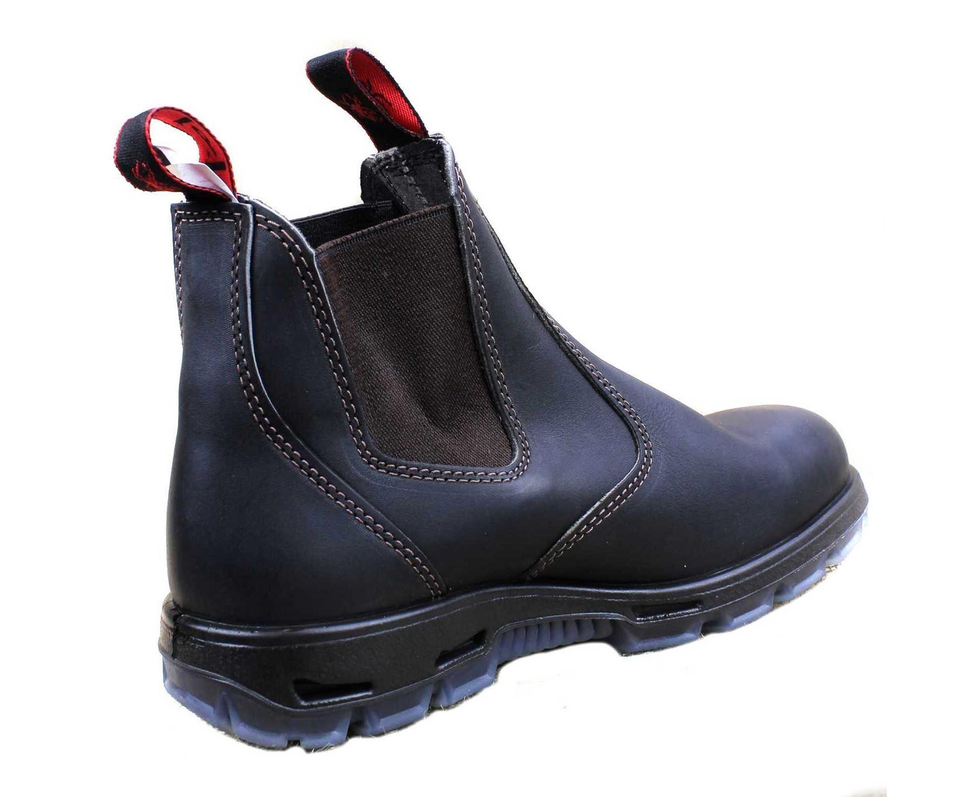 7c8da4d6e83 New REDBACK UBOK Bobcat Soft Toe Boot - DARK BROWN (AUS / US / EU Mens  Sizing) Safety Work Boots