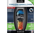 Andis Cordless USPro Li Fade Adjustable Blade Clipper 1