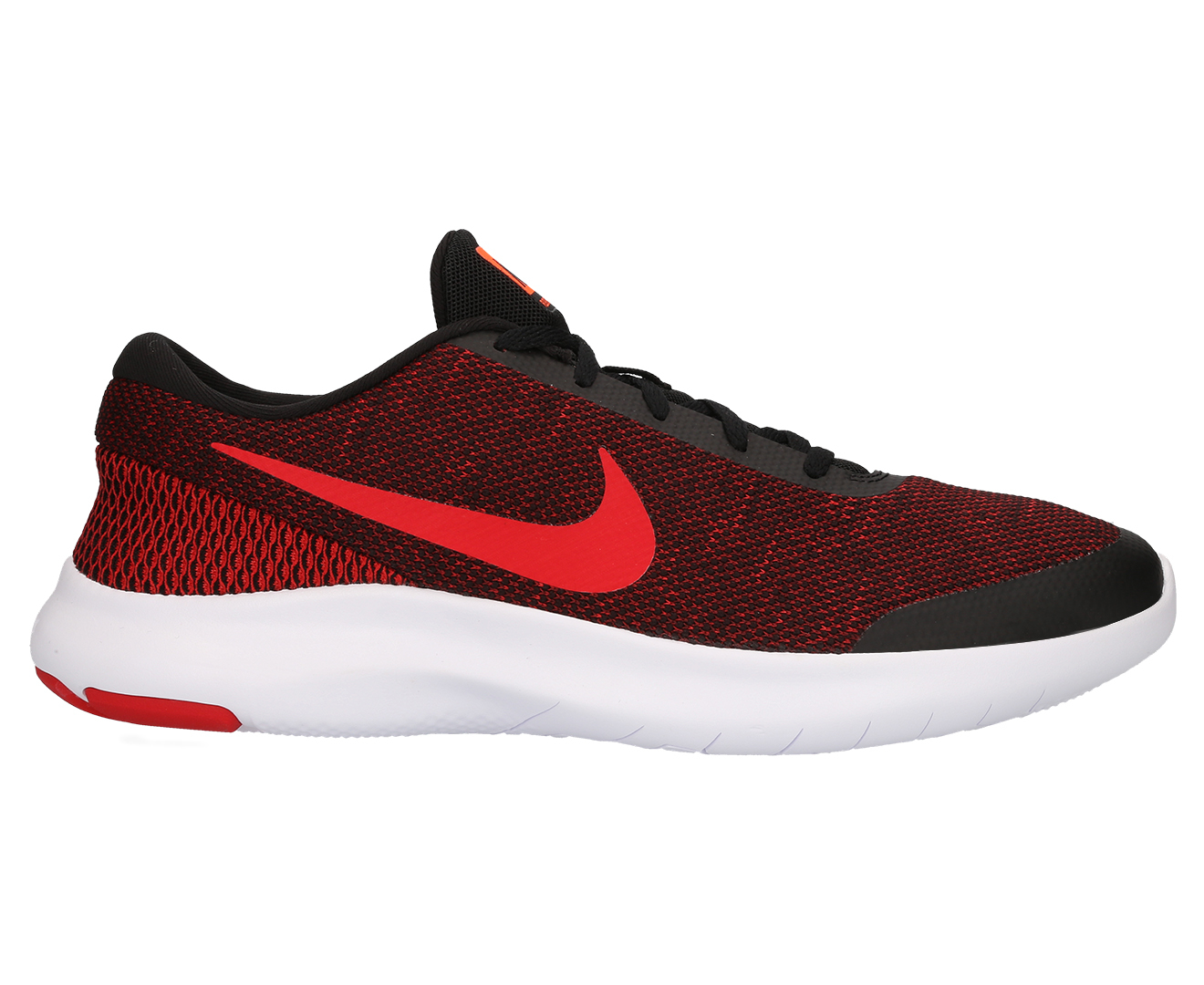 Nike Flex Experience RN 7 Mens 908985 006 Black Gym Red Running Shoes NEW IN BOX
