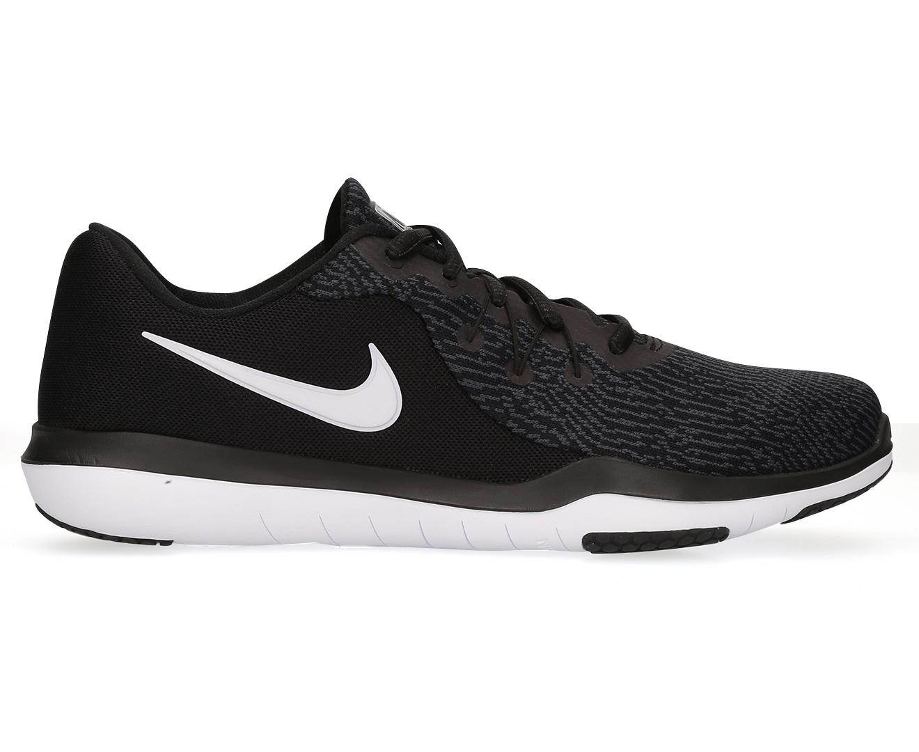 890a2b159a08 Nike Women s Flex Supreme TR 6 Shoe - Black White-Anthracite