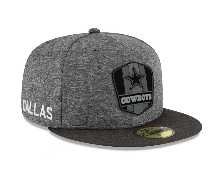 sports shoes 3976e 836ba New Era 59Fifty Cap - Black Sideline Dallas Cowboys   Catch.com.au