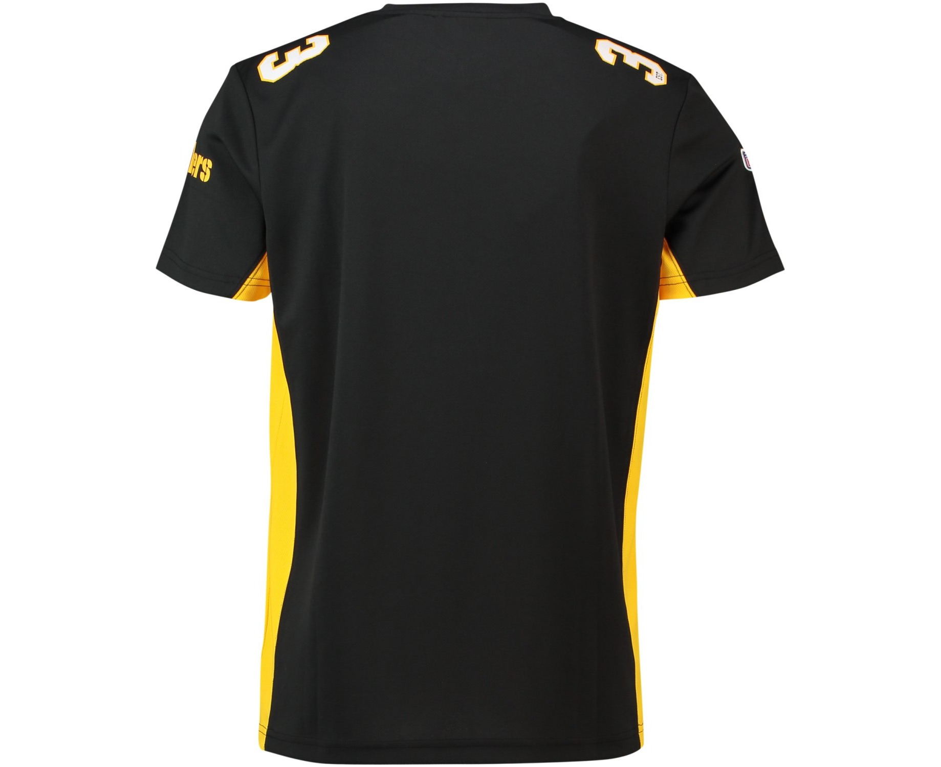 3b44ce9ab2b7f Majestic NFL MORO Polymesh Jersey Shirt Pittsburgh Steelers