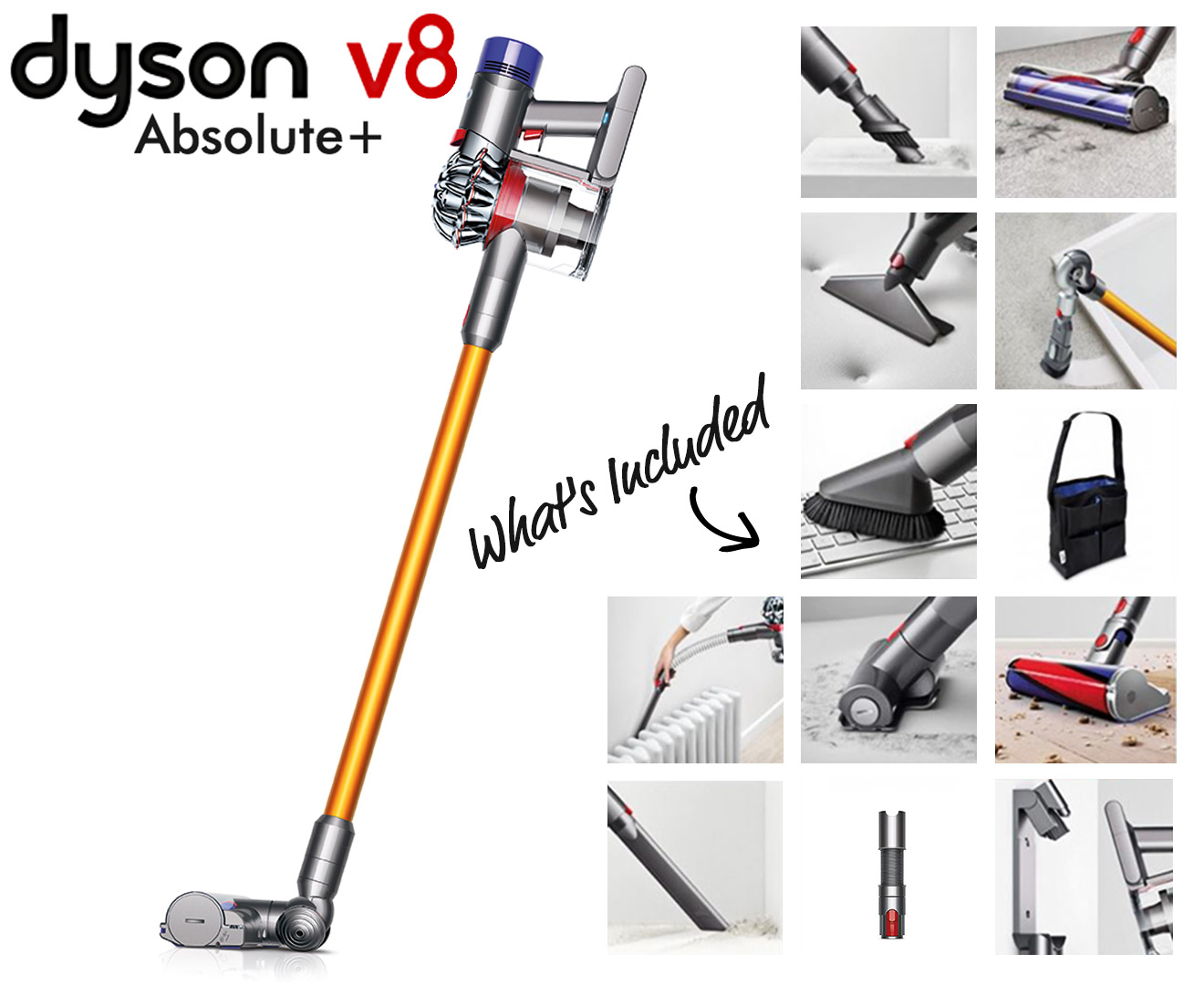 Dyson V8 Absolute Modell 2021