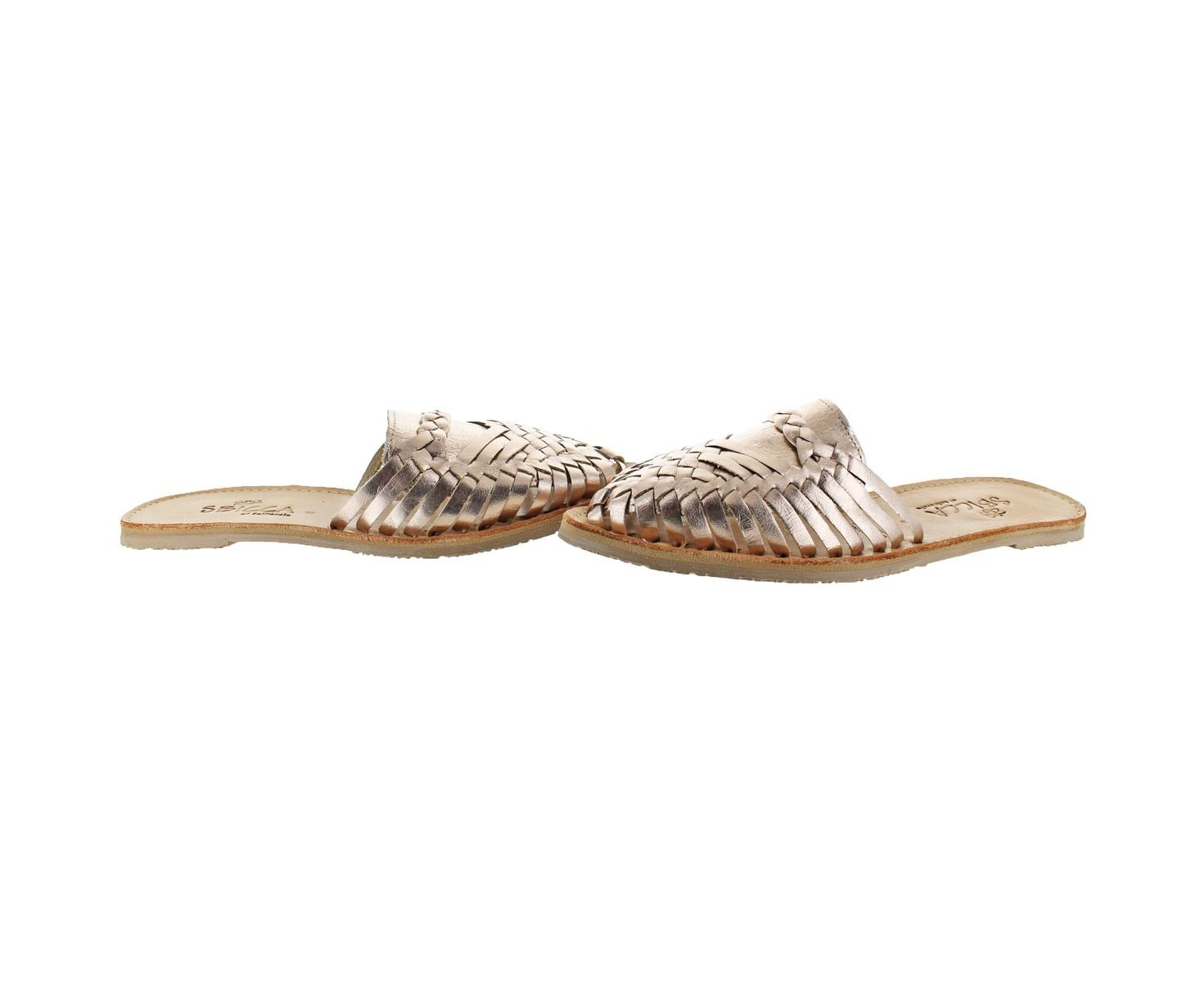 07cd835f9d62 Sbicca Womens Baines Closed Toe Vintage Huarache Sandals