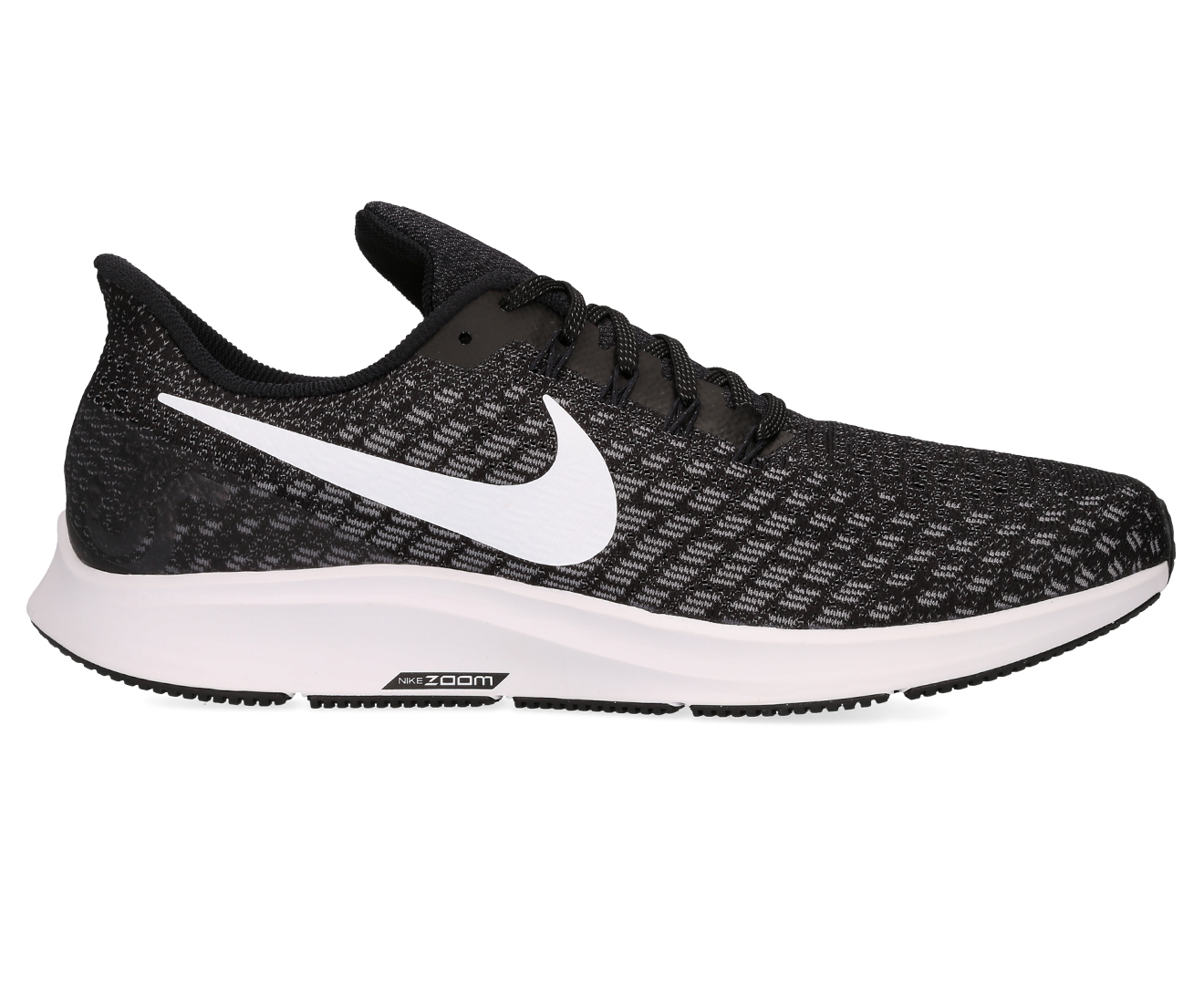 save off e5e80 112ac Nike Men s Air Zoom Pegasus 35 Shoe - Black Gunsmoke Oil Grey White    Catch.com.au