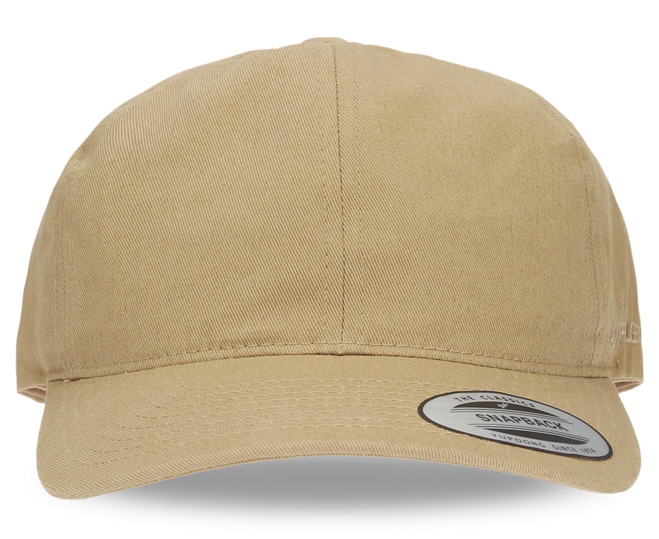 official photos 8bced 06197 Flexfit SV Dad Hat Snapback Cap - Khaki