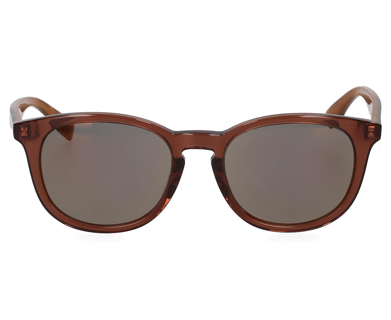 7ed1a635ba23 BOSS Orange Wayfarer 0278 F S Sunglasses - Brown Havana