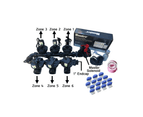 "Hunter - Hydrawise 12 Station WiFi Irrigation  Qty 7x 1"" Solenoid Rain Sensor 1"