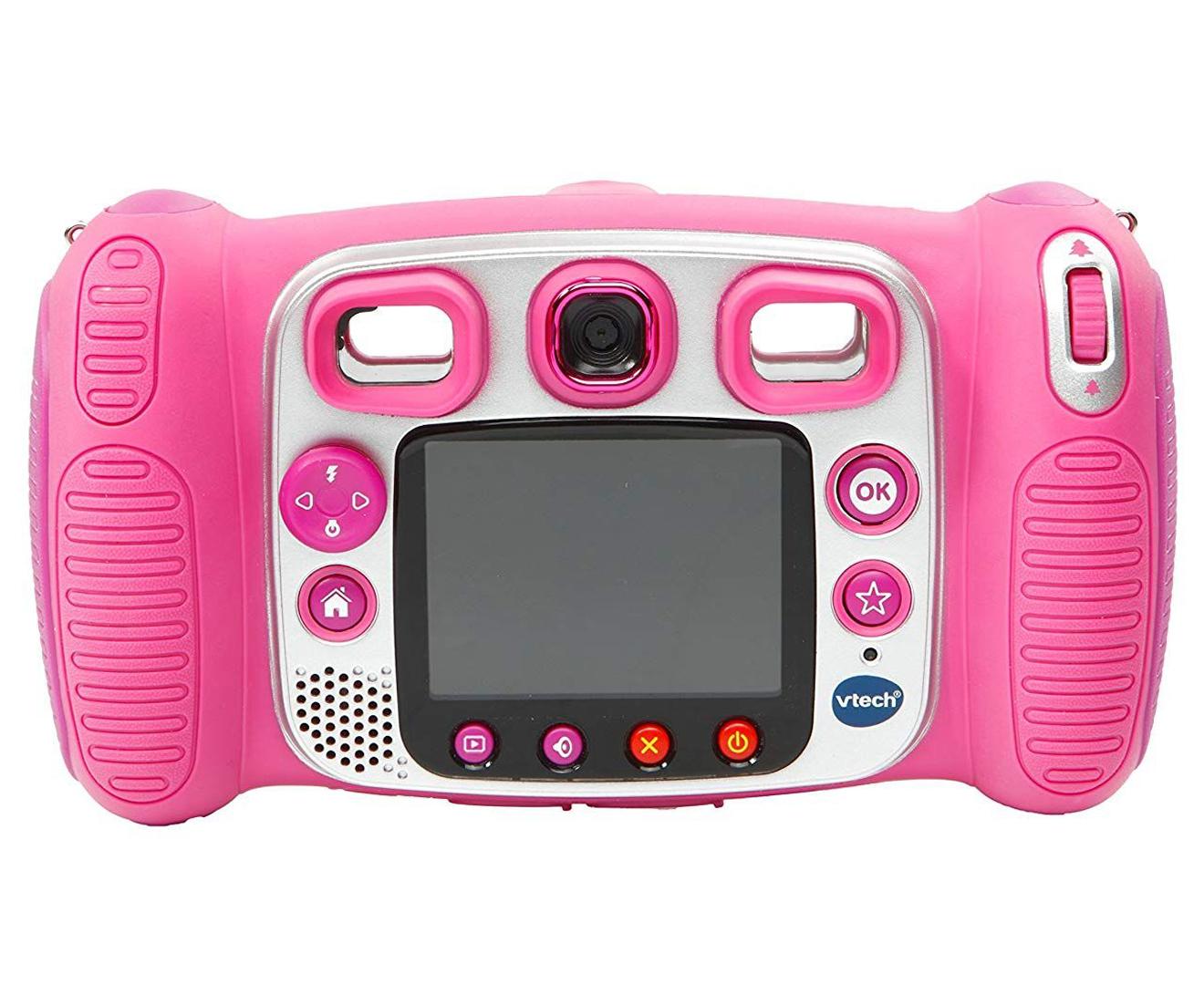 f3bcb7e5fa8ef9 VTech Kidizoom Duo 5.0 Digital Camera - Pink