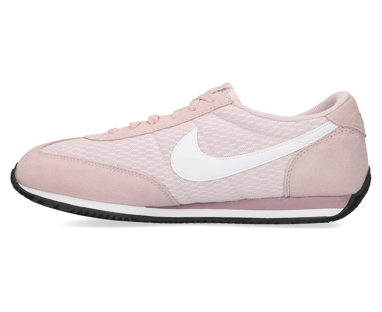 b06e8c7def5e Nike Women s Oceania Textile Shoe - Barely Rose White
