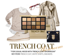 Etude House Play Color Eye Palette #Trench Coat Showroom 15 Shade Eyeshadow Colours 2