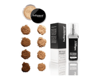 Bellápierre Mineral Foundation & HD Makeup Primer - Maple 1