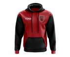 Albania Concept Country Football Hoody (Red) 1