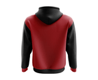 Albania Concept Country Football Hoody (Red) 2
