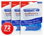 3 x CareDent EeziFlossers Regular 24-Pack 1