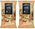 2 x J.C.'s All Natural Protein Mix 375g 1