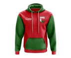Madagascar Concept Country Football Hoody (Red) 1