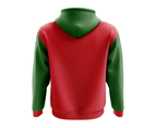 Madagascar Concept Country Football Hoody (Red) 2