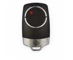 B&D TB6 Black Garage Door Remote Control TriTran+ Enhanced 1
