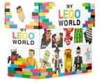 My Lego World 25-Book Collection Box Set  1