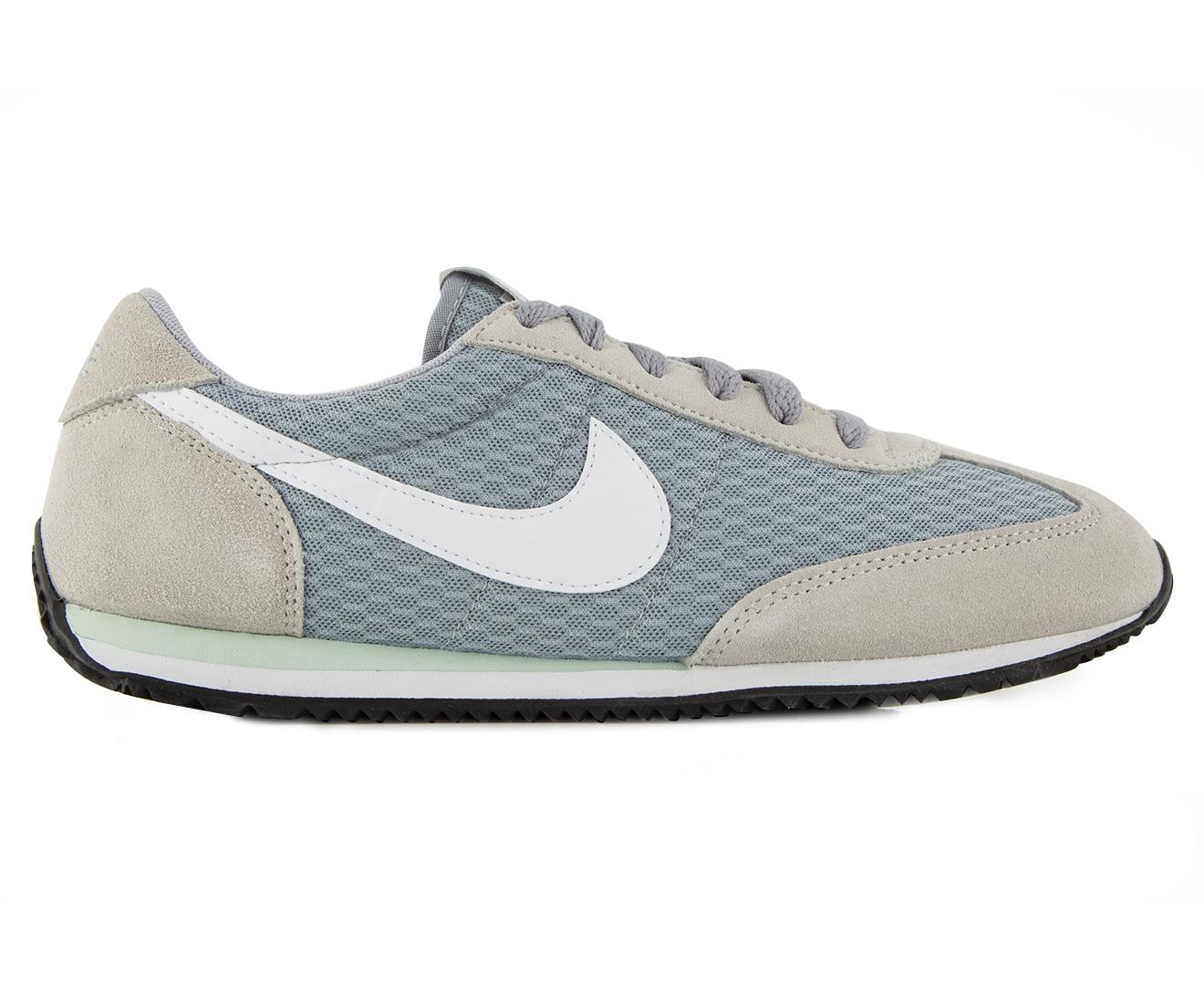c31bceb31 Nike Women s Oceania Textile Shoe - Wolf Grey White-Pure Platinum