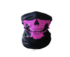 WJS 2PCS Of Multi-function Variety Skull Magic Scarf Mask Warm Scarf Halloween Props 1