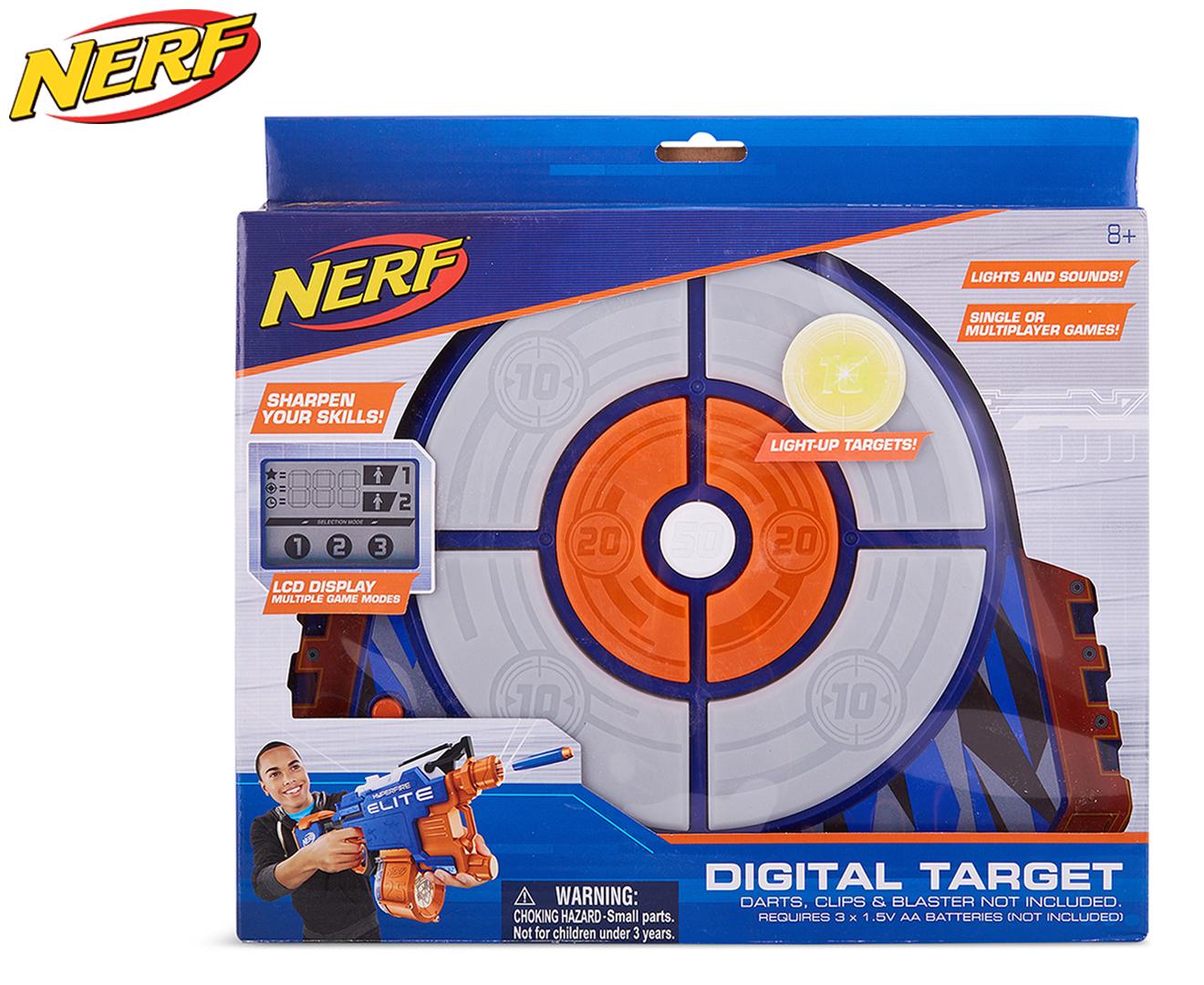 NERF N-Strike Elite Digital Target | Stay At Home Mum