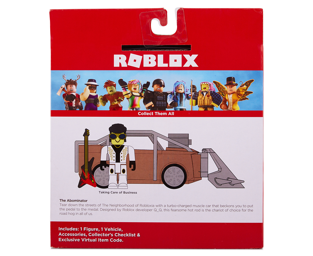 Roblox The Abominator Catch Co Nz