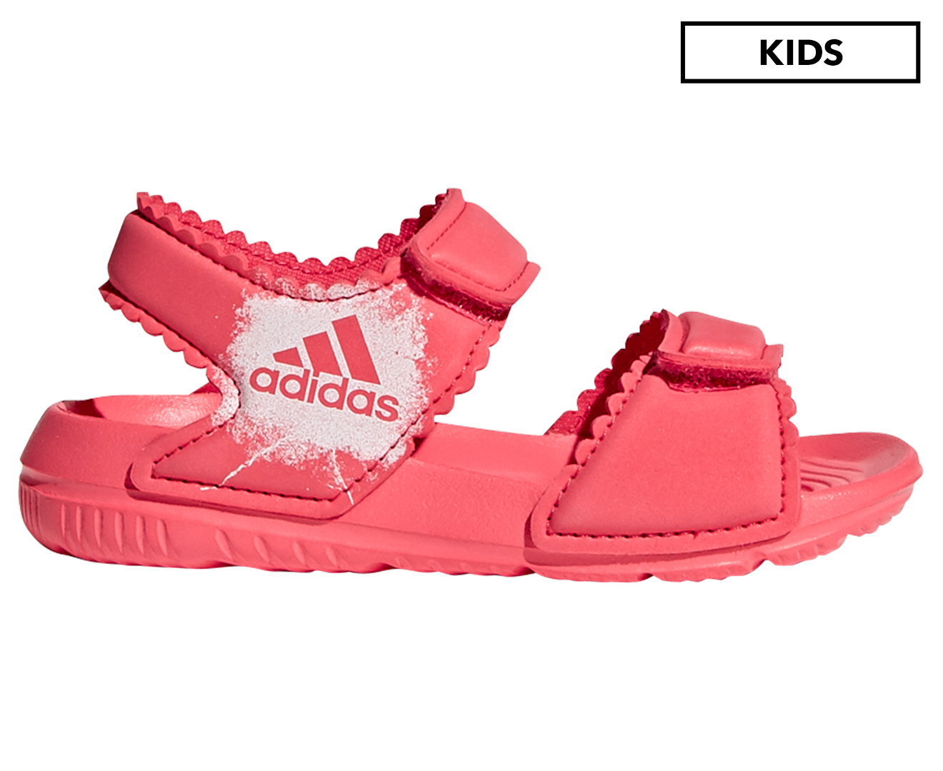 Toddler size 8 shoes Adidas toddler girls pink and blue