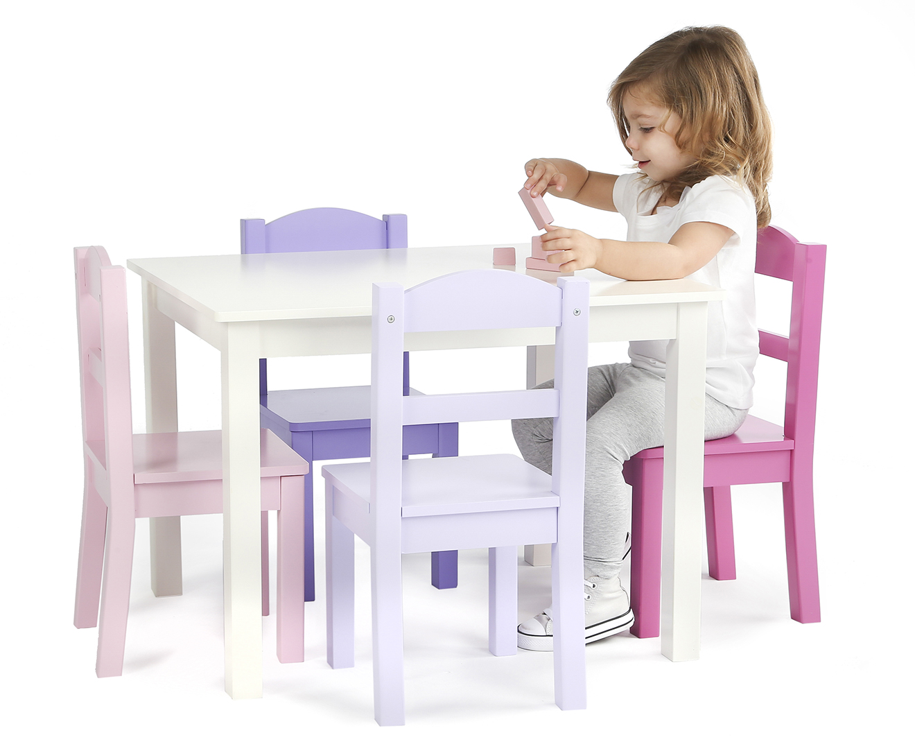 Tot Tutors Forever Collection Kids Table Amp Chair Set
