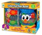 Learning Journey Learn With Me Colour Fun Fish Bowl 1