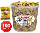 Haribo Mini Gold Gummy Bears 980g 1
