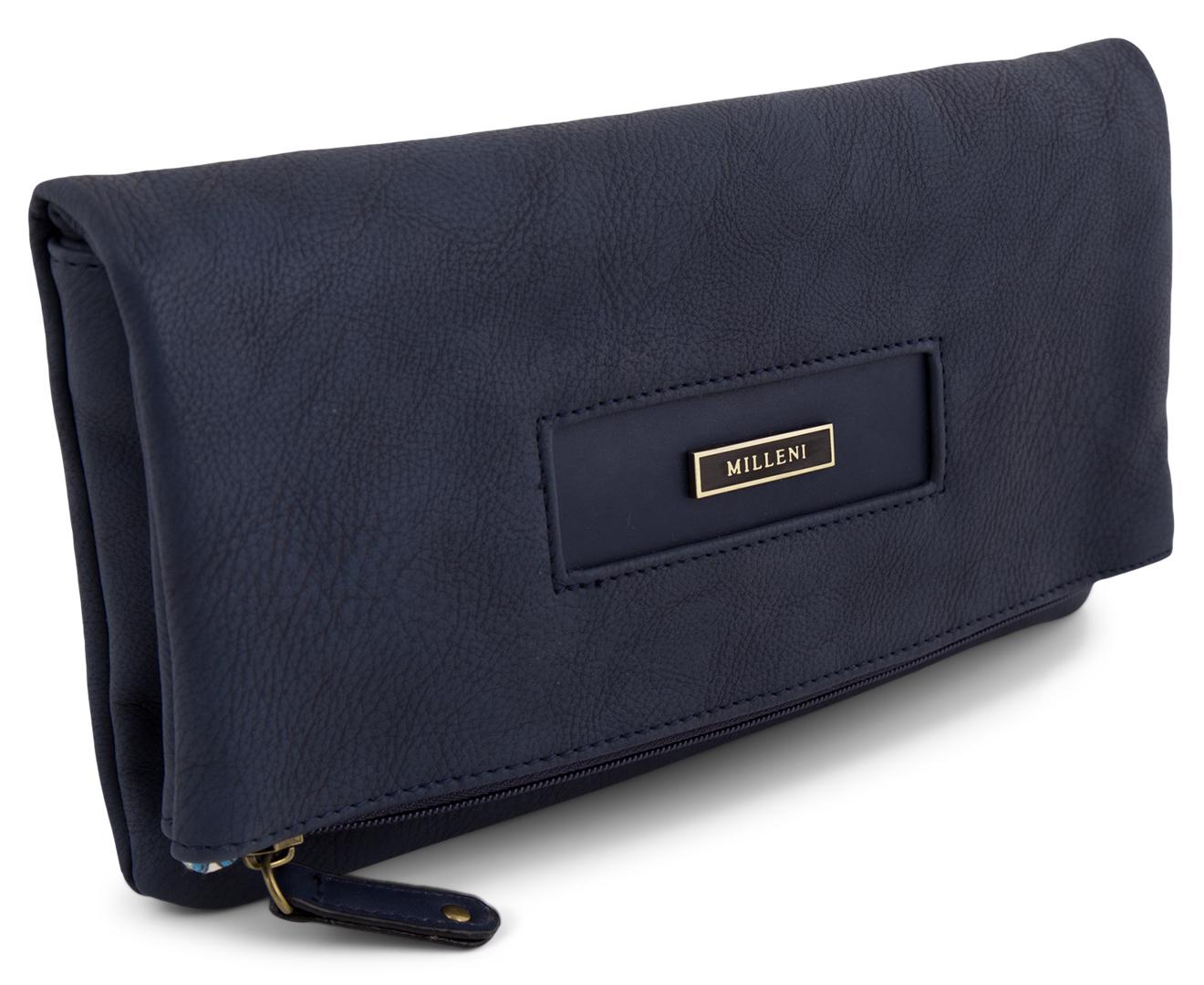 213baf514197 Milleni Foldable Crossbody Bag - Navy