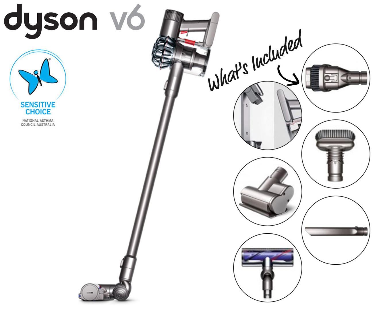 Dyson handstick v6 animal электрощетка dyson dc45