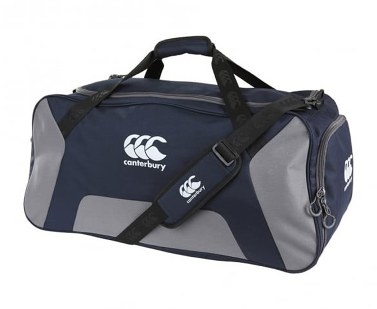 00bc81c4421a Canterbury CCC Sports Bag - Navy 9339403895205
