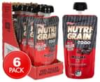 6 x Nutri-Grain To Go Protein Squeezer Mocha Hit 140g 1