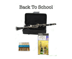 Axiom Complete Beginner Clarinet Outfit 1